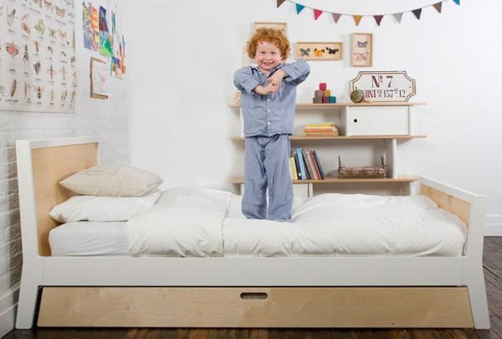 Camas infantiles originales im genes y fotos for Imagenes de camas infantiles