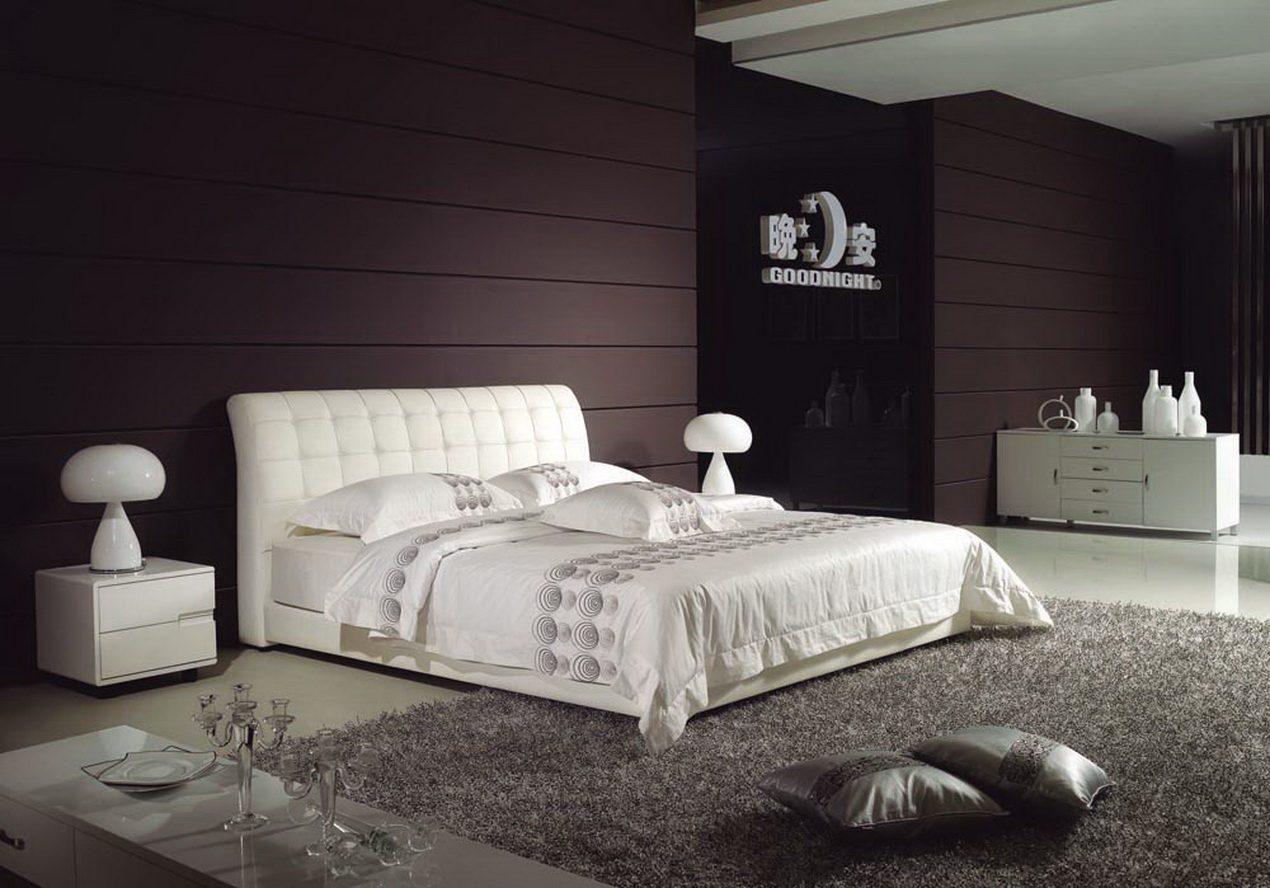 Camas para dormitorios de matrimonio im genes y fotos for Ideas de habitaciones de matrimonio