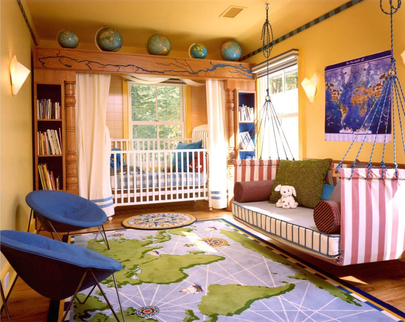 Colores para las habitaciones infantiles im genes y fotos - Colores habitaciones infantiles ...
