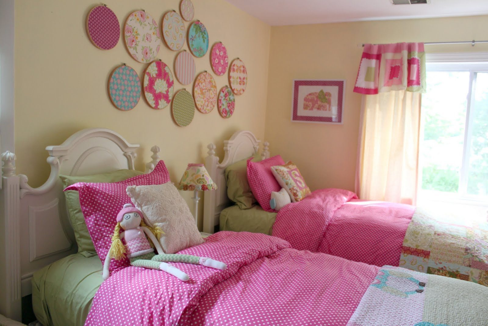 7 Inspiring Kid Room Color Options For Your Little Ones: Colores Para Una Habitación De Una Niña :: Imágenes Y Fotos