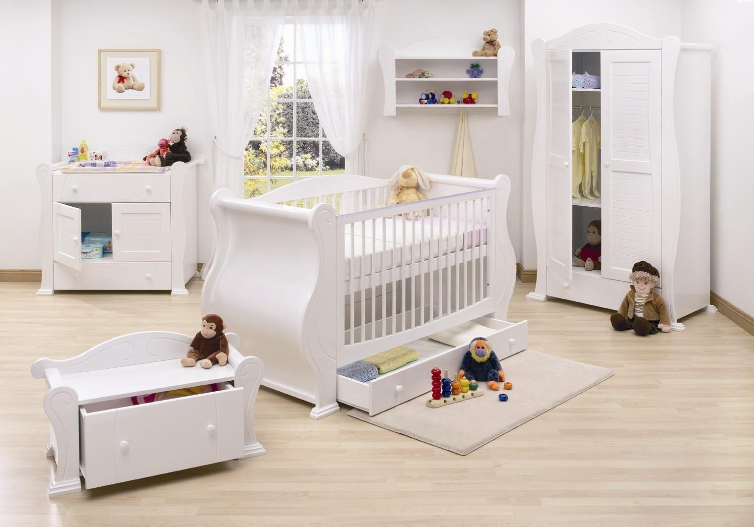 Consejos de decoraci n sobre habitaciones de beb s - Habitaciones para bebe ...