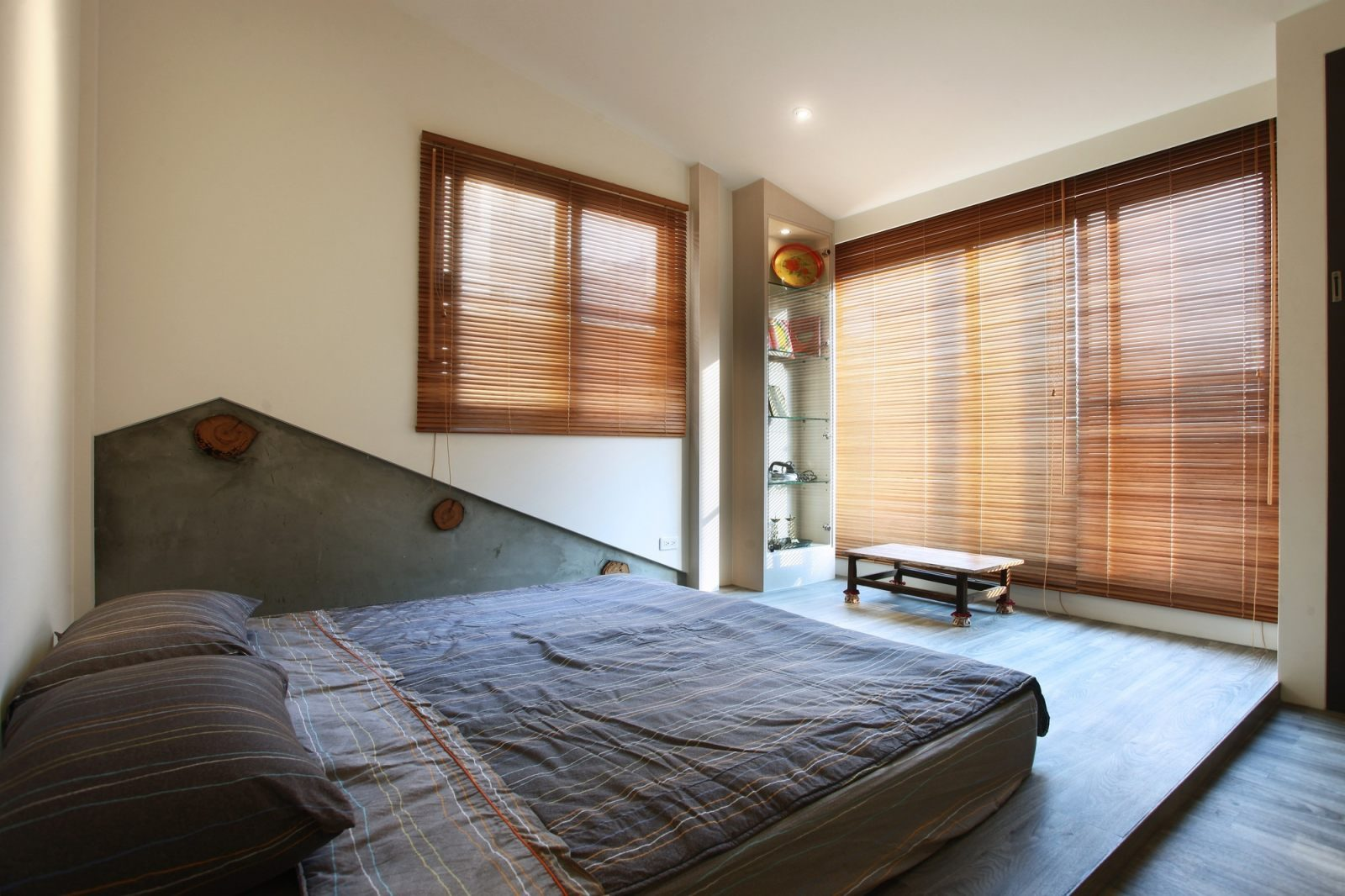 Consejos para una habitaci n minimalista im genes y fotos for Minimalist color scheme interior design