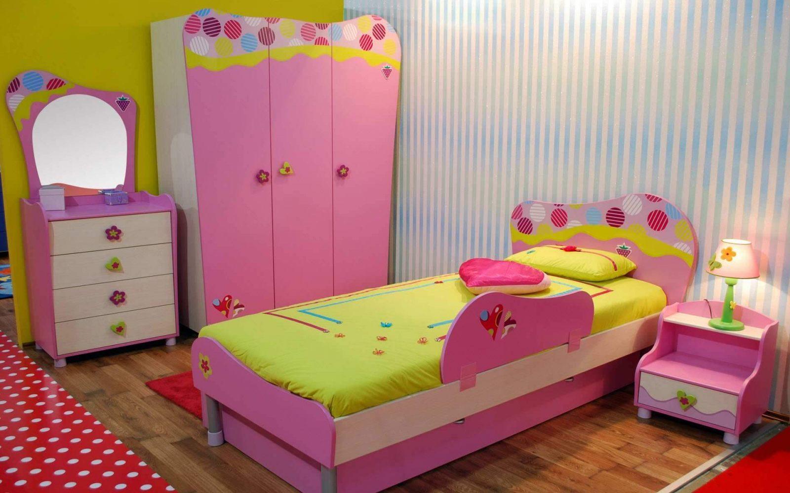 decoracin de habitaciones de nias - Habitaciones Nias
