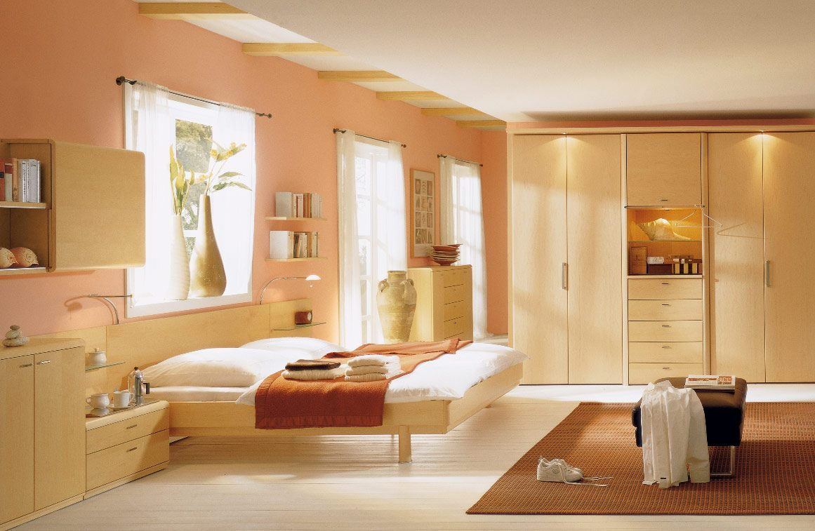 Decoraci n de habitaciones infantiles feng shui for Beautiful interior painted houses