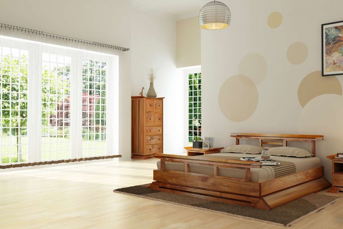 Dormitorio minimalista japon s im genes y fotos - Habitaciones estilo japones ...