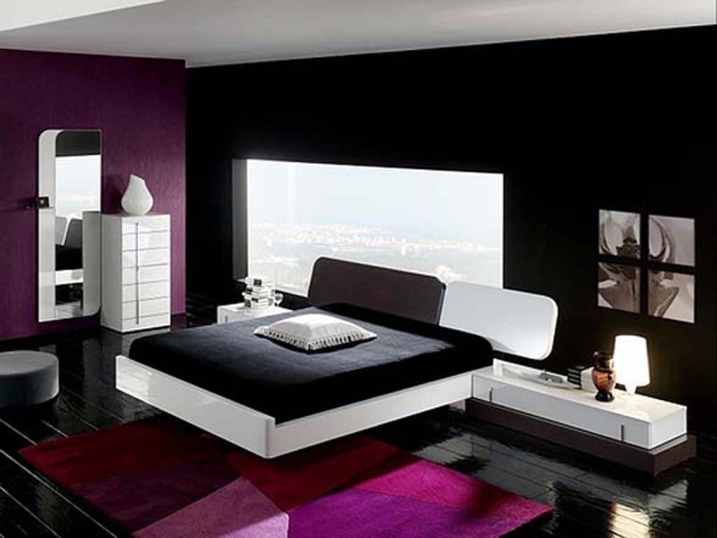 Dormitorios modernos im genes y fotos for Colores modernos para habitaciones