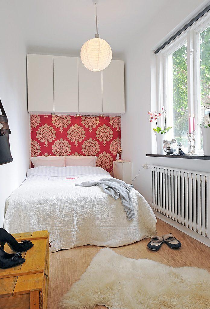 Dormitorios peque os im genes y fotos for Colores para dormitorios pequenos