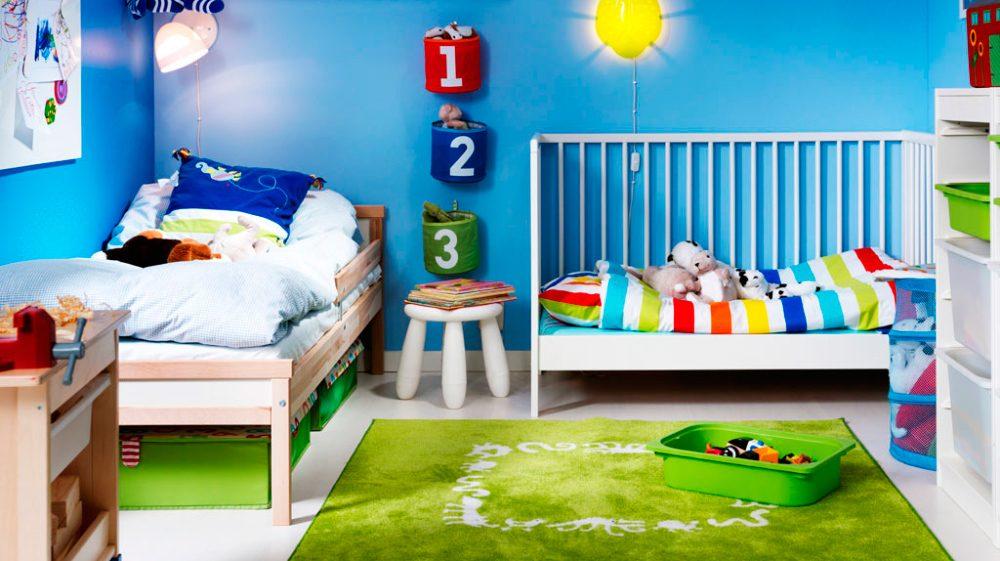Duplica el espacio de la habitaci n infantil im genes y - Cuarto infantil nino ...