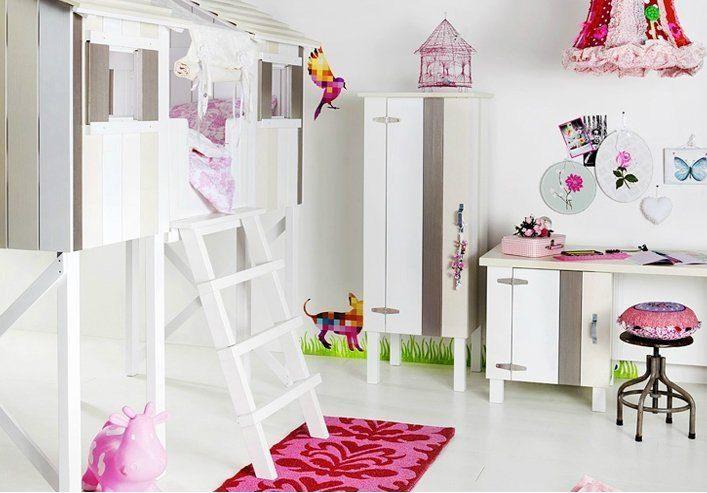 Habitaciones infantiles originales im genes y fotos - Habitaciones infantiles ninas ...