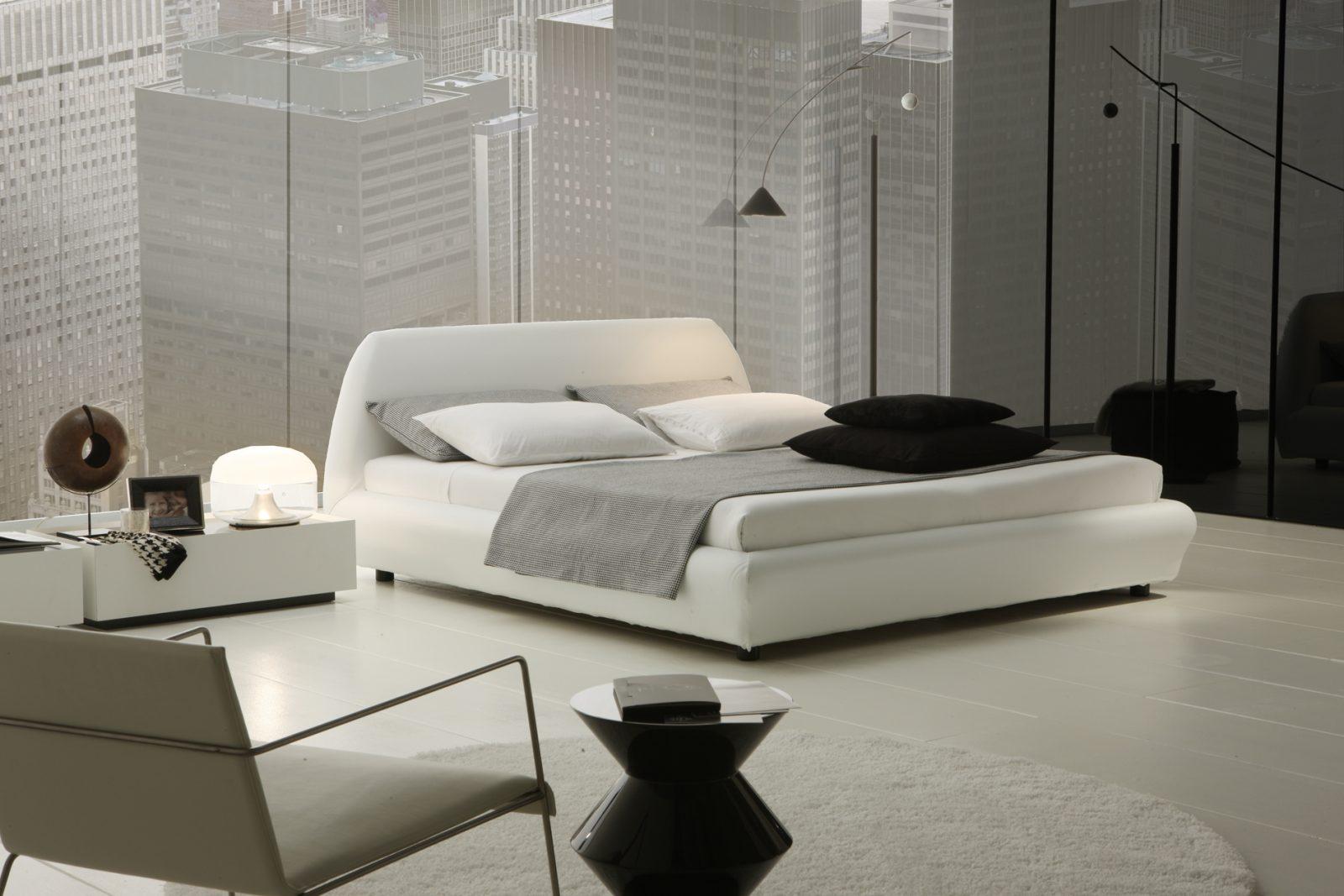Habitaciones minimalistas im genes y fotos for Imagenes de recamaras estilo minimalista