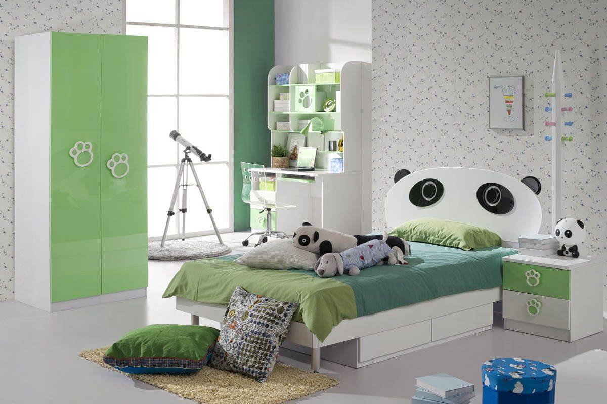 Galer a de im genes habitaciones infantiles feng shui - Feng shui habitacion ...