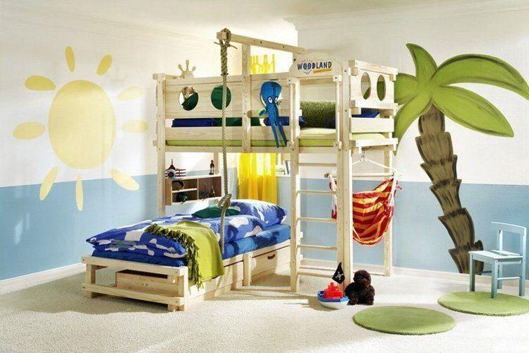 Literas Para Habitaciones Infantiles Imagenes Y Fotos - Imagenes-habitaciones-infantiles