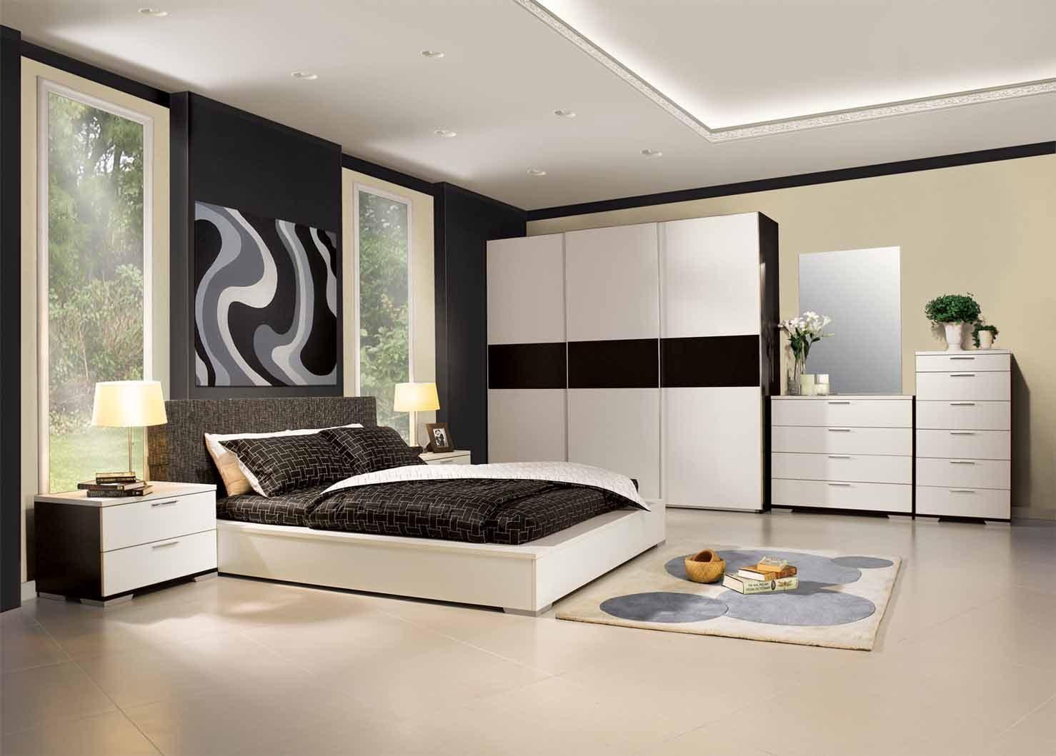 Muebles modernos para habitaciones im genes y fotos - Imagenes de dormitorios modernos ...