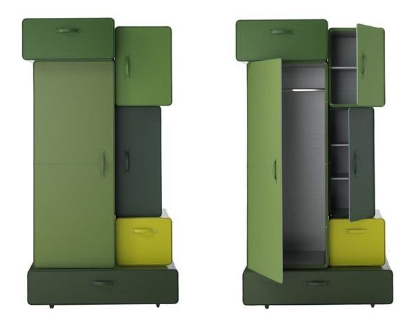 Muebles originales valises im genes y fotos for Muebles originales para ninos