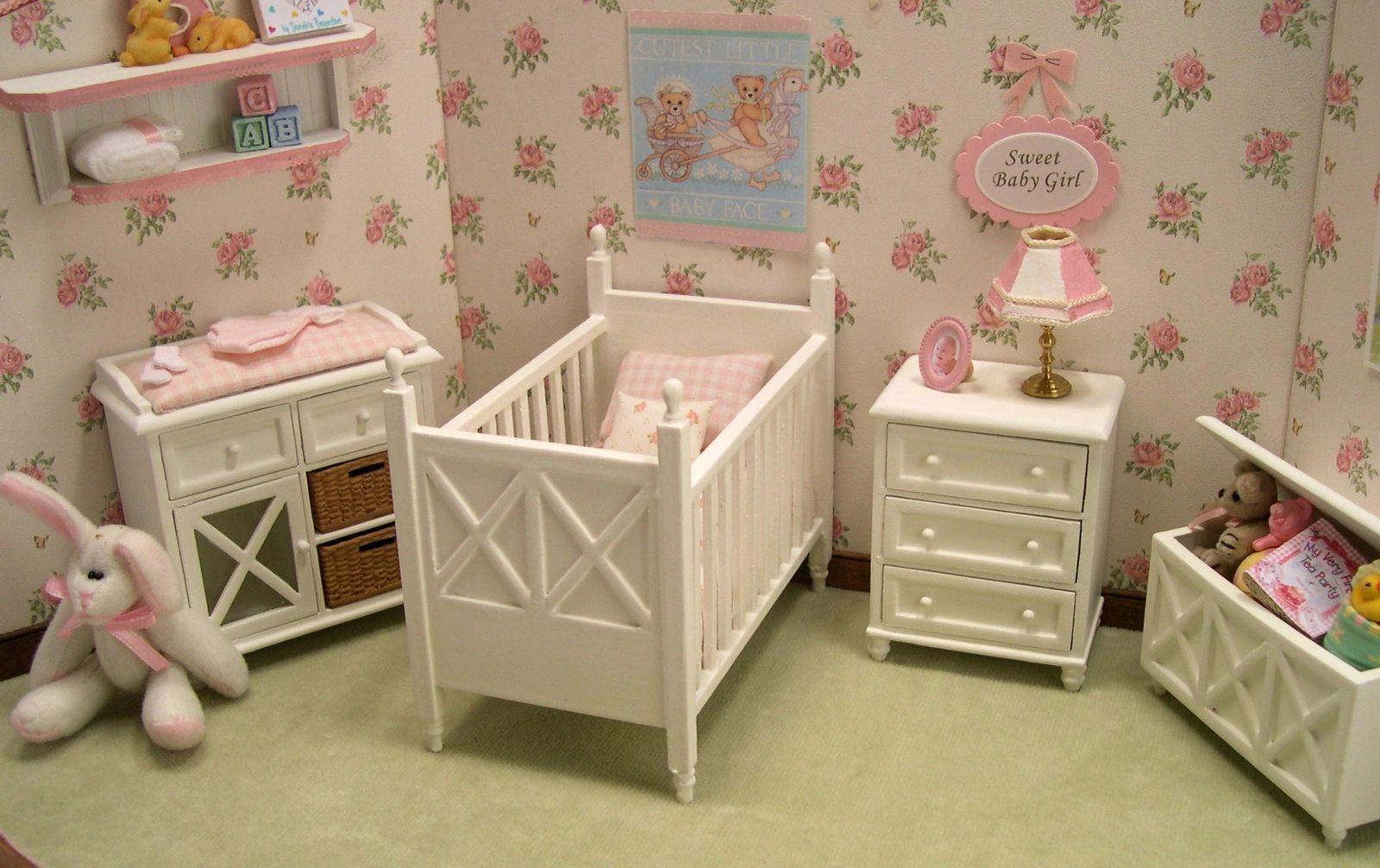 Muebles para habitaciones de bebés :: Imágenes y fotos