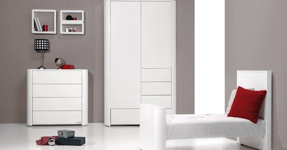 Muebles para habitaciones infantiles for Muebles de dormitorio infantil