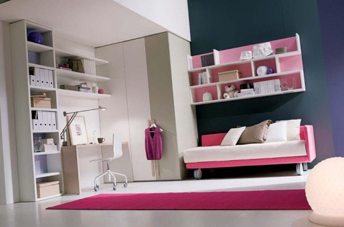 Muebles Para Dormitorios Modernos. Dormitorios Pequeos Ideas De ...