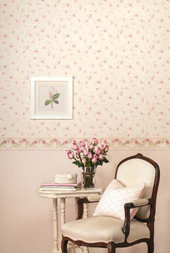 Papel pintado de tonos pastel im genes y fotos - Papel infantil para pared ...