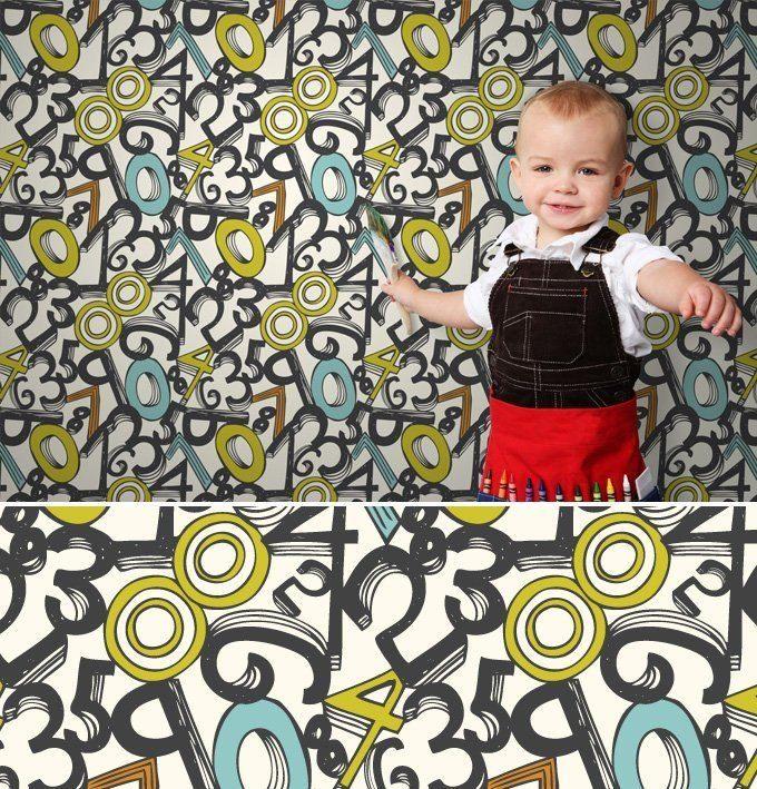 Papel pintado infantil im genes y fotos for Imagenes papel pintado